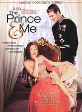 The Prince and Me (DVD, 2004, Full Frame Special Collectors Edition) VG