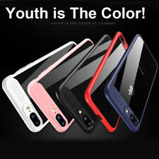 For Apple iPhone 7 6s 7 Plus Case Slim Hybrid Clear Shockproof Hard Bumper Cover
