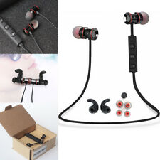 Black -YP54 In-Ear Wireless Sports Bluetooth Headphone Earbuds Headset Earphone