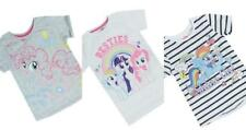 New Girls My Little Pony T Shirts 3 Designs Age 18 Months - 11 Years