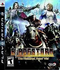 Bladestorm: The Hundred Years War - PS3 - Combine Shipping & Save