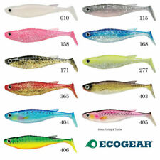 "Ecogear BALT 3.5"" Soft Plastic Lures 1 - Pack - Choose Your Colour"