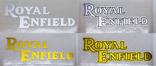 Royal Enfield gas tank decals stickers # 0620