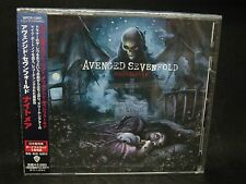 AVENGED SEVENFOLD (A7X) Nightmare + 1 JAPAN CD Pinkly Smooth U.S. Metalcore !