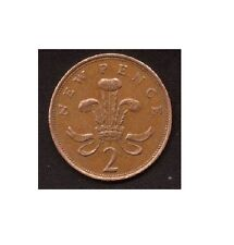 Choose Two Pence Circulated RARE 2p Coins From 1971 to 1981 Decimal Currency