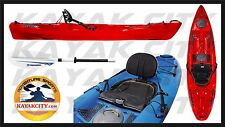 Wilderness Systems Tarpon 100 Kayak w/Free Paddle - Red