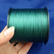 PE Fishing Line100M 300M 500M 1000M Spectra Dyneema Braid Line Sports Kit Green