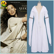 Kahlan Amnell Confessor Dress Legend Of The Seeker Halloween Cosplay Costumes
