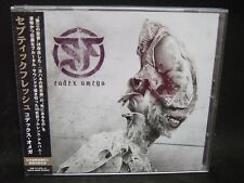 SEPTIC FLESH Codex Omega JAPAN CD Decapitated Thou Art Lord Chaostar Danse Macab