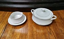 Crown Victoria Lovelace vintage fine china made in Japan (mint condition)