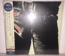 Rolling Stones, Sticky Fingers (Japan 100% Pure LP) with OBI UIJY90001 /sealed/