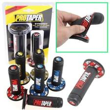 1 Pair Dirt Pit 7/8'' Handlebar Universal Hand Grips Brake for Motorcycles W8G1