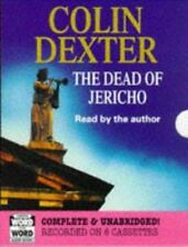 Inspector Morse Mystery: The Dead of Jericho Set by Colin Dexter (1998, Cassette