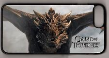 Drogon and Daenerys Game of Thrones cell case -  iPhone iPod Samsung