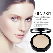 Makeup Oil Control Conceal Flawless Lightweight Pressed Powder Foundation Charm