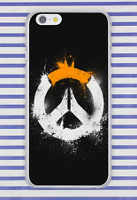 Overwatch Logo Game Origins Edition 2016 Ps4 Hard Phone Cover Case For iPhone