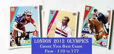 Choose Adrenalyn XL LONDON 2012 OLYMPIC BASE Cards From: 108 to 177 PANINI