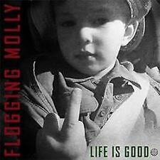 """New Music Record Flogging Molly """"Life Is Good"""" LP"""