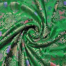 "Wholesale 35 Yards Br-624 Twins Fish BROCADE TAPESTRY FABRIC 36"" W"
