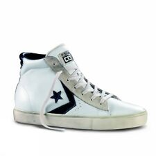 CONVERSE PRO LEATHER VULC MID 148456C 111 MENS TRAINERS