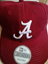 Alabama Crimson Tide New Era Cap (adjustble)
