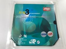 Blue Sponge DHS Hurricane 3 Provincial NEO Table Tennis Rubber,Black,Genuine