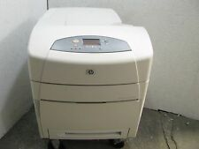 HP Color LaserJet 5550N Workgroup Laser Printer