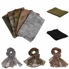 Military Outdoor Tactical Keffiyeh Arab Scarf Shawl Neck Cover Head Wrap New