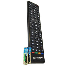 """HQRP Remote Control for Philips 42""""-60"""" Series LCD LED HD TV 1080p 3D Ultra 4K"""