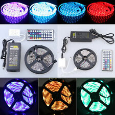 5M 10M 20M LED SMD 3528/5050/5630 RGB Flexible Strip Cool white Red String Light