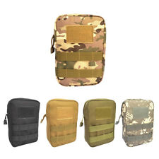 1000D Molle Tactical Medical First Aid Pouch EDC Utility Tool Accessory Bag