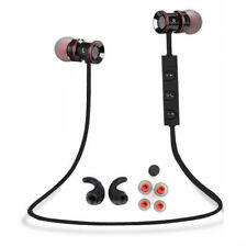 Black -ZH53 Sports Bluetooth Headphone Headset Earphone For Call Phone HuaWei