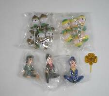 LARGE WHOLESALE LOT VINTAGE BOY GIRL SCOUT CAKE TOPPERS~SEE ALL PICS