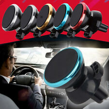 Universal In Car Magnetic Air Vent Cell Mobile Phone GPS PDA Mount Holder Stand