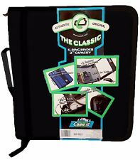 "NWT Case It Br-002 The Classic 3 ring binder 2"" messenger handle & strap New"