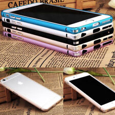 Luxury Thin Aluminum Alloy Metal Bumper Frame Case Cover For IPhone 6 4.7
