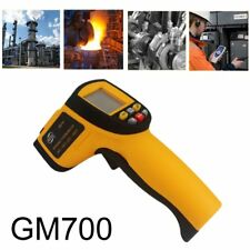 GM700 Non-Contact LCD IR Laser Digital Infrared Thermometer Temperature Gun O5