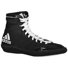 Adidas Adizero Varner MEN'S Wrestling Shoes, Black/White, M29839, NEW!