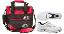 Mens Dexter Ricky II Bowling Shoes Sizes 6, 7, 7 1/2, 11 1/2, 14,15 & Single Bag