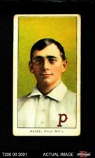 1909 T206 Sherry Magee Portrait Phillies GOOD