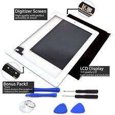 LCD + Touch Screen Digitizer Replacement For Apple iPad 2 / Air / mini 1 2 3 Lot