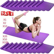 LOT 1~100 Wholesale Price 6mm Non-Slip Yoga Mat Exercise Fitness Lose Weight OY