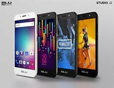 Blu Studio J2 Unlocked Dual SIM Smartphone Android Marshmallow GSM Cell Phone