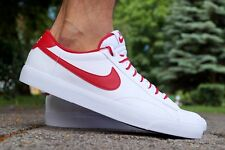 NEW Shoes Nike Tennis Classic AC Mens Shoes Trainers Leather White 377812122 Top