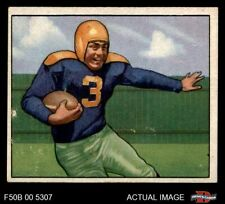 1950 Bowman #9 Tony Canadeo Packers EX