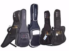 Crossrock Guitar Gigbags Electric, Bass, Classical & Dreadnought 25 Variations