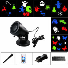 Laser Projector Stage Light LED RGBW Lighting Xmas Party KTV DJ Disco controller