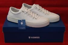 K-Swiss Men's Court Classico Casual White Sneakers Men's Shoes Brand New