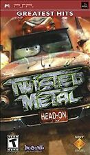 Twisted Metal: Head-On  PSP Game