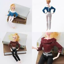 New Fashion Doll Dress Beautiful Handmade Party Clothes For Noble Barbie